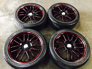 17 inch rims&tyres 4x100 4x114.3 Dandenong Greater Dandenong Preview