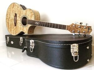 Ibanez Acoustic/Electric guitar Coomera Gold Coast North Preview