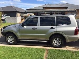 """Pajero NP Turbo Diesel Auto (DP Chip, OME 2"""", Long range tank) Bomaderry Nowra-Bomaderry Preview"""