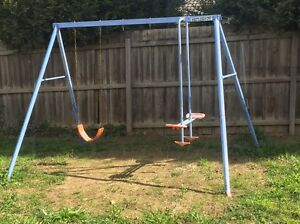**FREE** SWING SET Wallan Mitchell Area Preview