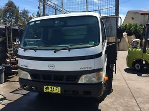 Hino dutro truck Kings Park Blacktown Area Preview