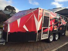 Enclosed Motorbike trailer camper McLaren Vale Morphett Vale Area Preview