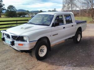 2004  triton turbo diesel 4x4 Frankford West Tamar Preview
