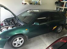 1995 Nissan Pulsar SSS Manual (Damaged) Rosewood Ipswich City Preview