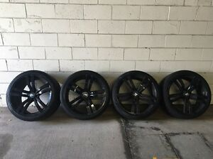 22 inch wheels and tyres Manly Manly Area Preview