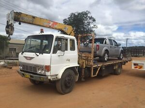 Hino FF173 crane truck Mullumbimby Byron Area Preview