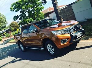 Np300 d23 ST navara low kms MY15 hornet gold Lewiston Mallala Area Preview