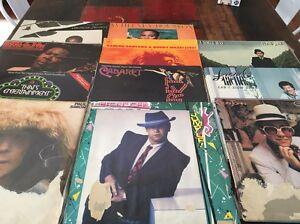 Various Records - Lionel Richie, Elton John, Paul Simon etc Forest Glen Maroochydore Area Preview