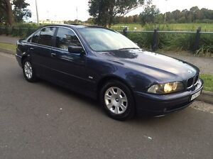 BMW 525i 2002 Collaroy Manly Area Preview