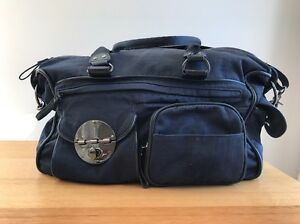 Mimco Lucid Baby Bag - navy - EUC Waratah West Newcastle Area Preview