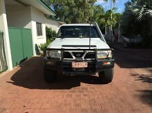 Nissan Patrol GU 2002 4.2 Woodroffe Palmerston Area Preview