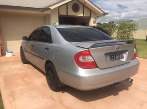 03 Toyota Camry, fresh 6 months rego & insurance, very reliable car Largs Maitland Area Preview