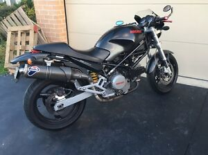2006 Ducat Monster 620 LAMS - 12mth REGO - L-P plate Doonside Blacktown Area Preview