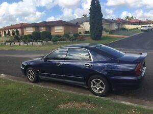 Mitsubishi Magna TF 6cl 5 speed manual Maryland Newcastle Area Preview