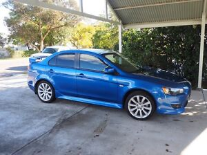 Mitsubishi Lancer VRX  2011 Muswellbrook Muswellbrook Area Preview