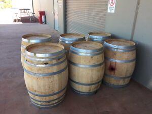 300 lrt wine barrels, great Christmas present !! Malaga Swan Area Preview