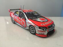 Signed Craig Lowndes' & Jamie Whincup's Bathurst 1000 Winner BF Falcon Marian Mackay Surrounds Preview