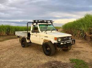 1991 Toyota LandCruiser Ute Stapylton Gold Coast North Preview