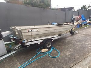 Sea al punt and trailer good condition Sutherland Sutherland Area Preview