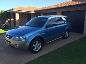 2005 FORD TERRITORY Kempsey Kempsey Area Preview