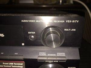 Pioneer Audio/Video Multi-Chanel Receivet VSX-917V Melbourne CBD Melbourne City Preview