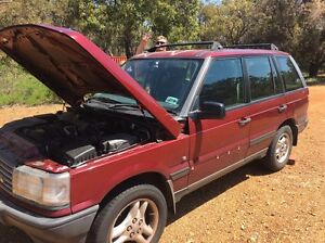 Land Rover Range Rover Brigadoon Swan Area Preview