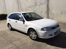 2001 Ford Laser Auto 4Cyl 1.6L low 152 k 10 Months Rego with RWC $3600 Coorparoo Brisbane South East Preview