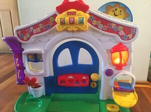 Fisher price laugh and learn play house Werribee Wyndham Area Preview