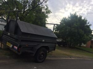 TRAILER WITH SO MUCH SPACE Penshurst Hurstville Area Preview
