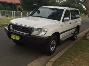 TOYOTA LANDCRUISER 100 SERIES GXL FACTORY TURBO 1HDFTE Penrith Penrith Area Preview