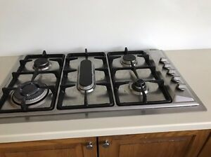 Westinghouse cooktop - gas burners West Pennant Hills The Hills District Preview