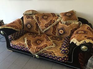 Versace couch North Melbourne Melbourne City Preview