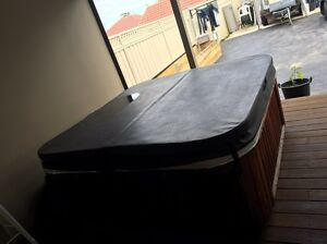 Outdoor spa - 4 seater Revesby Bankstown Area Preview