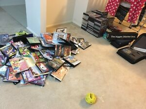 Free empty dvd cases Jerrabomberra Queanbeyan Area Preview