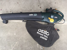 Ozito Leaf Blower & Mulcher St Ives Ku-ring-gai Area Preview