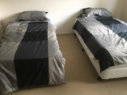 2 Single Beds PICKUP ONLY