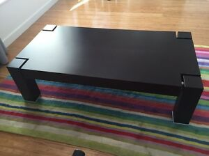 Coffee table and side tables Parkside Unley Area Preview