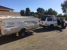 Looking to swap jayco swan for expanda or similar Narrogin Narrogin Area Preview