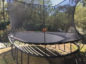 Spring free trampoline Medium Oval Hunters Hill Hunters Hill Area Preview