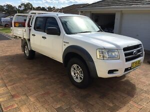07 ford ranger 4x4 Blue Haven Wyong Area Preview