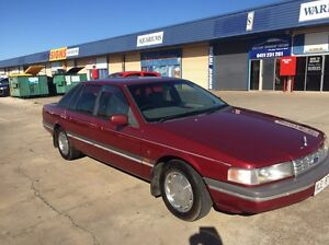 1993 Ford Fairlane Ghia, Immaculate condition $2450 Pooraka Salisbury Area Preview