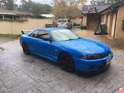 1995 Nissan Skyline R33 GTS (Engine out Respray) Manual Watanobbi Wyong Area Preview