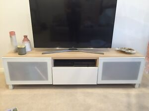 TV Entertainment unit Meadowbank Ryde Area Preview