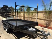 Heavy duty 12 x 6'6 tandem Swan Hill Swan Hill Area Preview