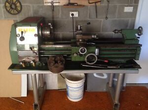 Metal lathe Inverell Inverell Area Preview