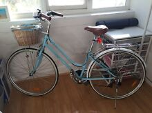 Ladies XDS Thelma Dutch style bike Bronte Eastern Suburbs Preview