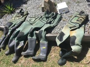 Neoprene Waders 'Fly n Dry' Patterson Lakes Kingston Area Preview