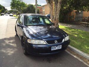 2002 Holden Vectra - new radiator, rego & starter motor. Brunswick East Moreland Area Preview