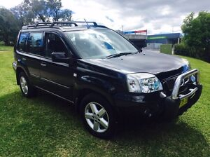 Nissan X-Trail Ti 2005 All Mode 4x4 Auto Low 138000 Klms Black Kellyville The Hills District Preview