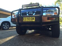Nissan navara d22 bull bar Bass Hill Bankstown Area Preview